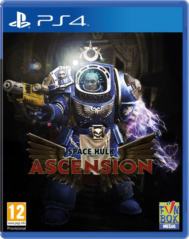 Space Hulk Ascension Heading To PS4 With Physical Release