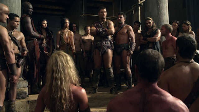Spartacus The Top 20 Shows Of 2012 (#20 11)