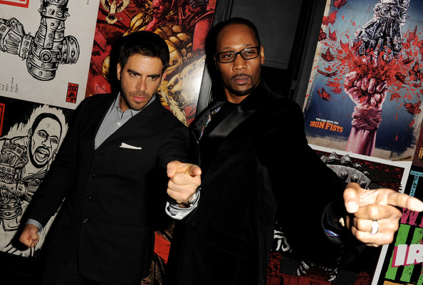 Press Conference Interview With RZA And Eli Roth On The Man With The Iron Fists