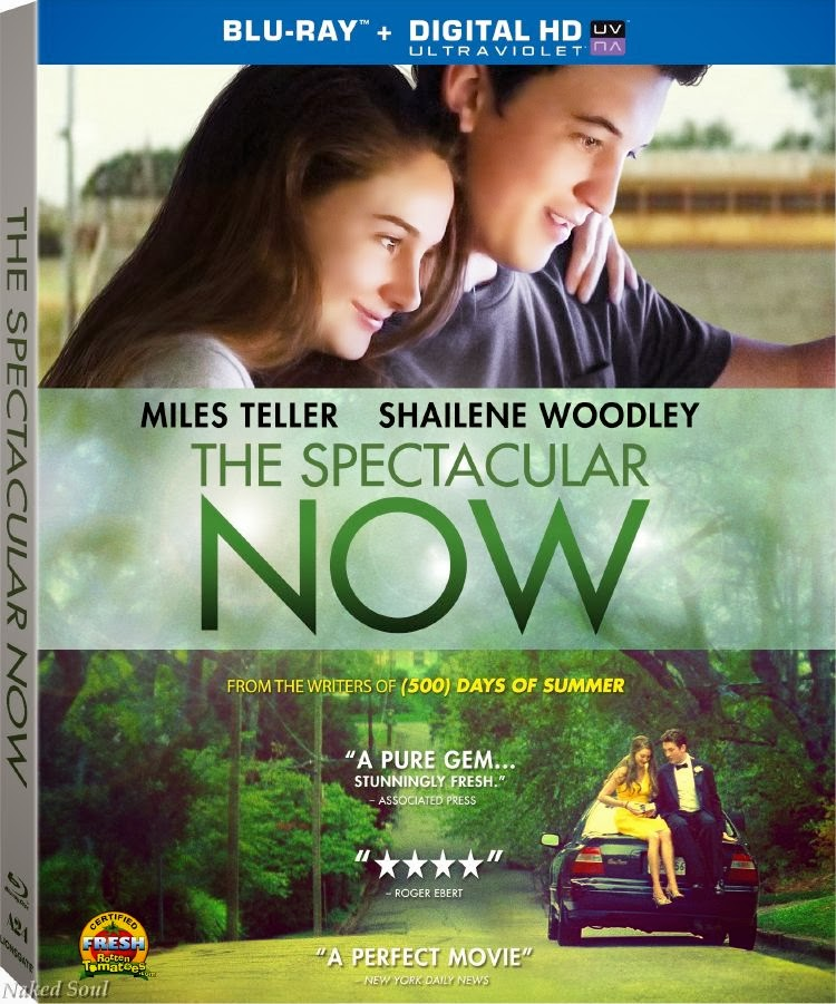 The Spectacular Now Blu-Ray Review