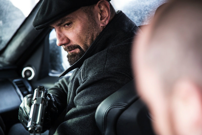 New Spectre Images Offer Up First Look At Léa Seydoux And Dave Bautista In Character
