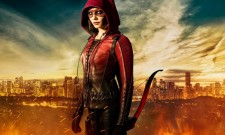 It Sounds Like We Won't See Much Of Willa Holland In Arrow Season 6