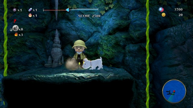 Spelunker World 1