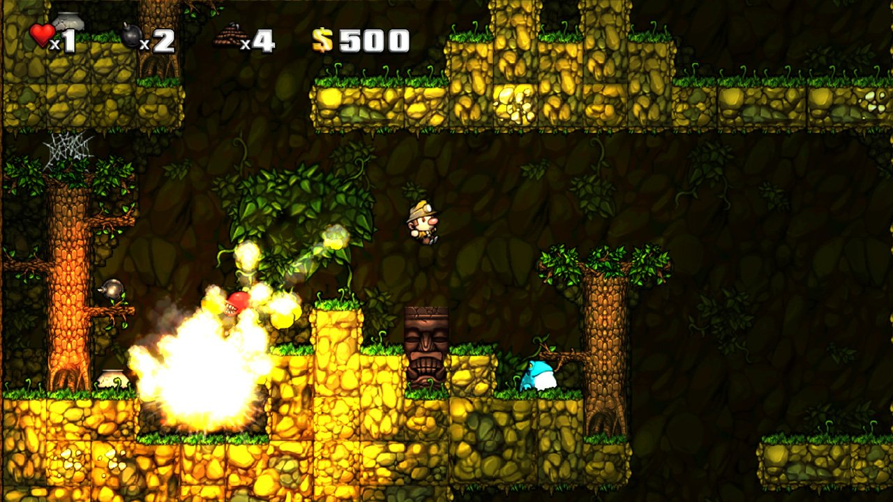 Spelunky Review