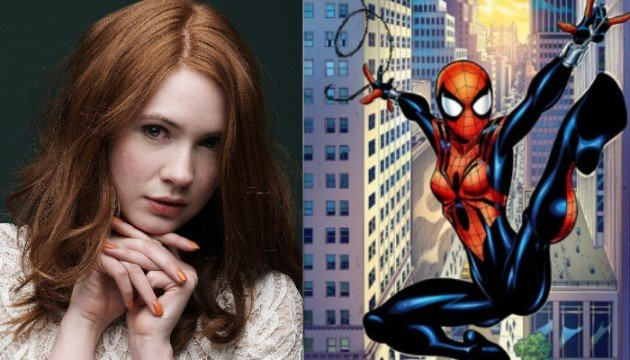 Guardians Of The Galaxy's Karen Gillan Wants To Play Spider-Girl