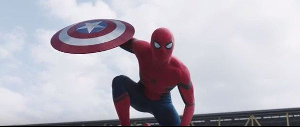 """The Russos """"Always Intended"""" To Reveal Spider-Man In Captain America: Civil War Trailer"""