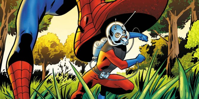 Ant Man Will Reportedly Include Spider Man Easter Eggs