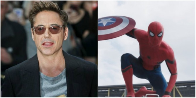 Team Iron Man Lives On As Robert Downey Jr. Boards Spider-Man: Homecoming