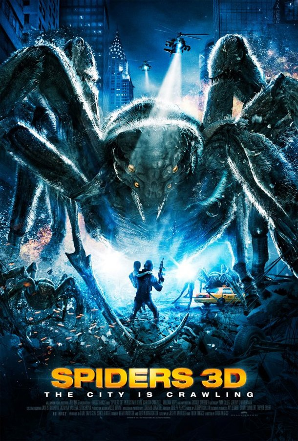 Spiders 3D Review [NYCHFF 2012]