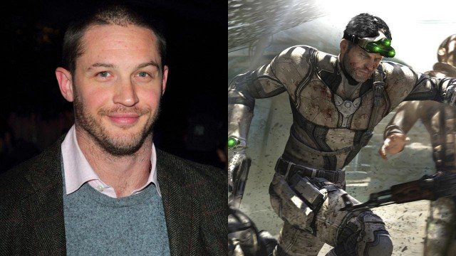 "Tom Hardy Says He's ""Ready"" For Splinter Cell Movie; Video Game Adaptation Still Awaiting Final Script"