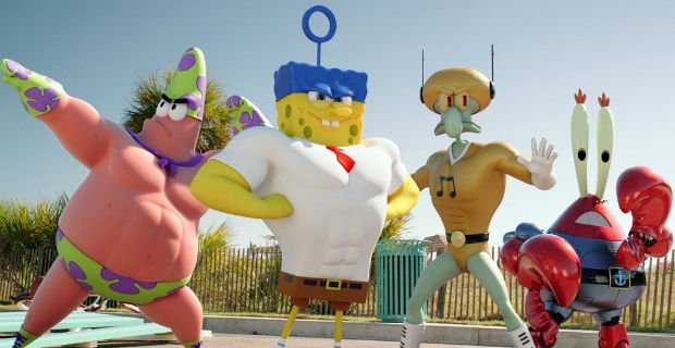 The SpongeBob Movie: Sponge Out Of Water Review