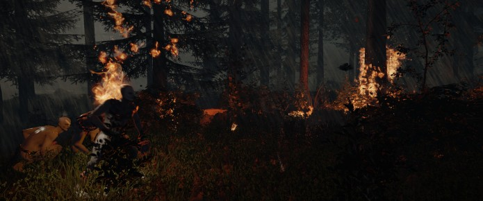 Exclusive Interview With EndNight Games On The Forest