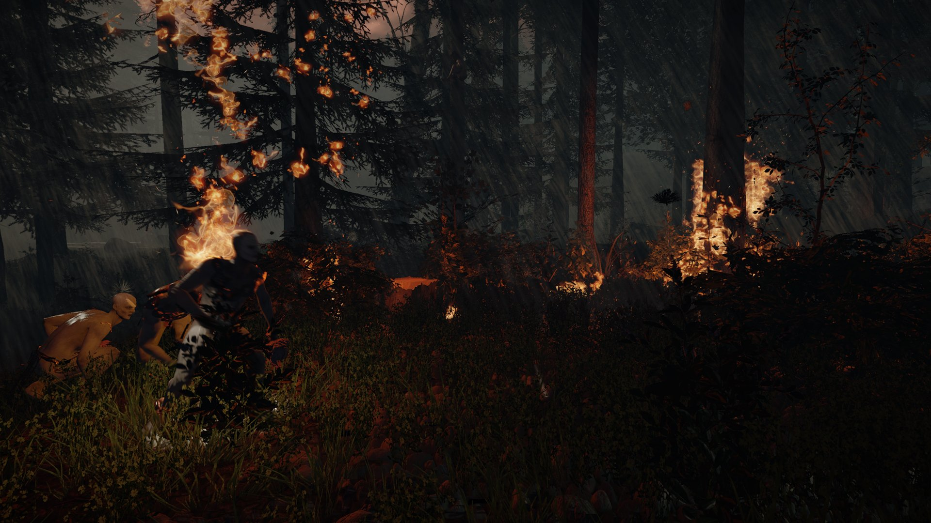 Survival Horror Simulation The Forest Gets New Screenshots
