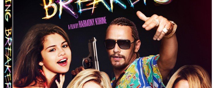 Spring Breakers Blu-Ray Review