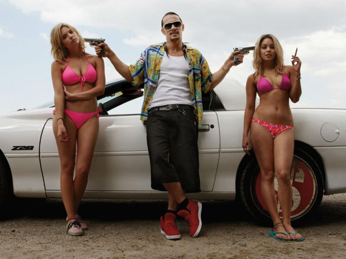 Spring Breakers 6 Reasons To Feel Ambivalent About James Franco