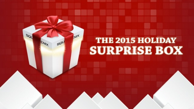 Will You Take A Chance On Square Enix's Holiday Surprise Box?