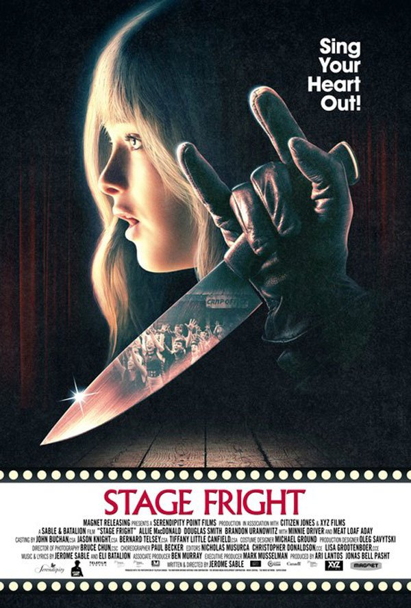 Stage Fright Review [SXSW 2014]