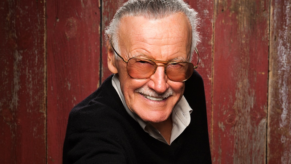 The Stan Lee Movie Is a Go
