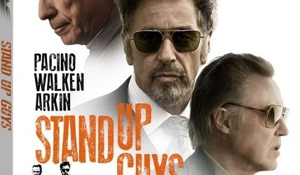 Stand Up Guys Blu-Ray Review