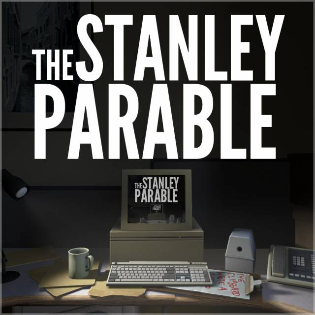 Stanley Parable box art We Got This Covereds Top 10 Video Games Of 2013