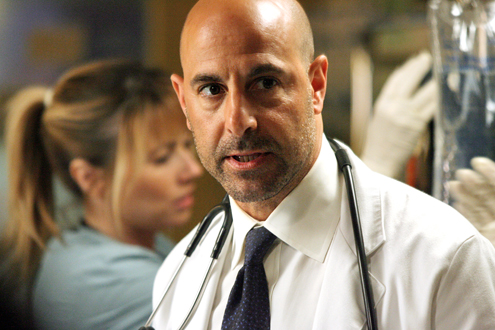 Stanley Tucci Joins The Hunger Games