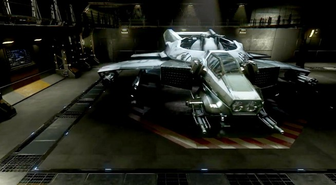 Crowdfunded Space Sim Star Citizen Is Beginning To Come Together, According To Chris Roberts
