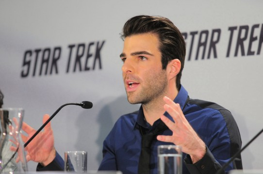 Star Trek 3 Will Begin Shooting Within 6 Months, According To Spock