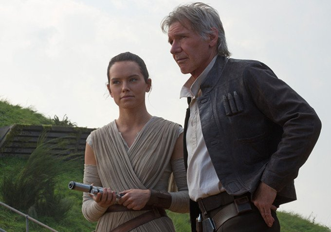 Artwork And Bonus Features For Star Wars: The Force Awakens Blu-Ray Reportedly Revealed