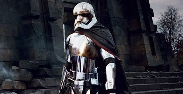 Gwendoline Christie Likens Star Wars: The Force Awakens Role To Game Of Thrones