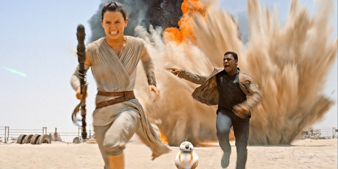 John Boyega Cools Talk Of Finn And Rey Romance Ahead Of Star Wars: Episode VIII