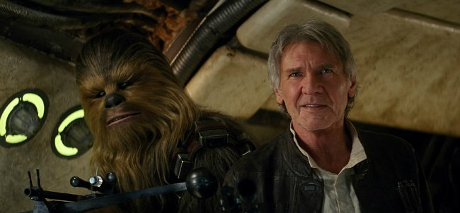 J.J. Abrams Rules Out Post-Credits Scene In Star Wars: The Force Awakens
