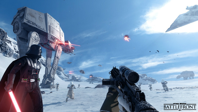 EA Announces Star Wars Battlefront Beta For October, Includes New Multiplayer Mode