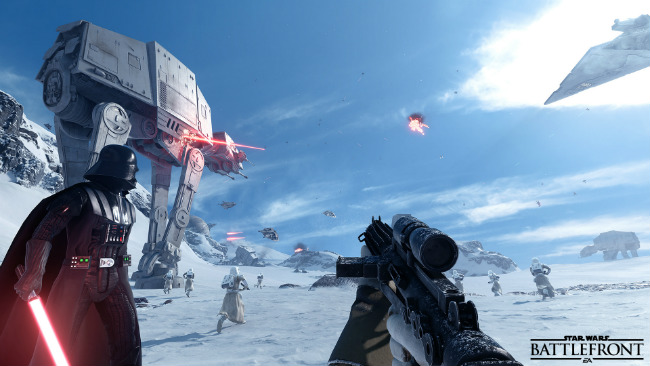 EA Estimates Upwards Of 13 Million Unit Sales For Star Wars Battlefront Before March 31, 2016