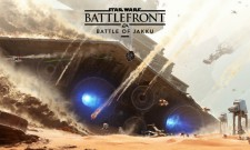 Stunning Star Wars Battlefront Concept Art Showcases The Battle Of Jakku