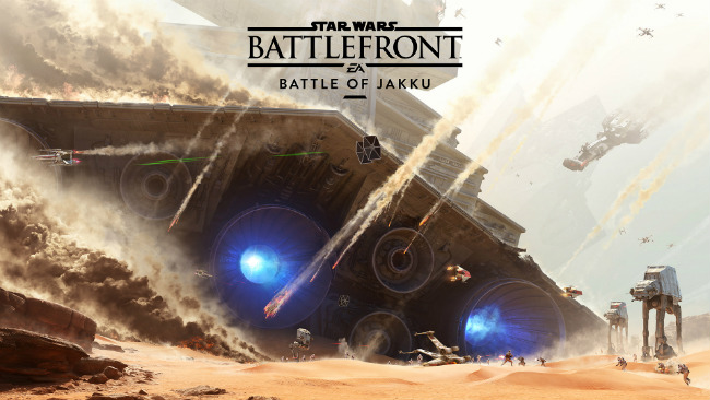 Star Wars Battlefront Patch Implements Balancing Changes To Battle Of Jakku DLC