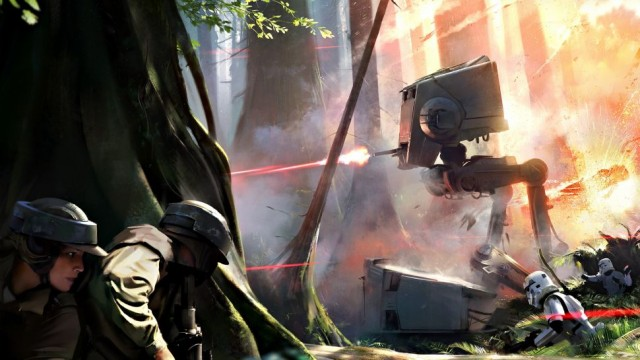 Star Wars Battlefront Playable First On Xbox One Via EA Access
