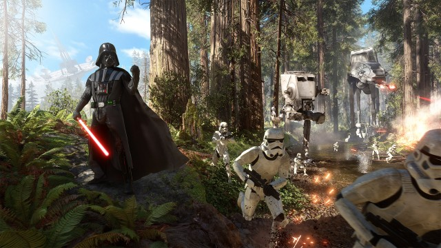 Star Wars Battlefront's Free March Update Is Now Live