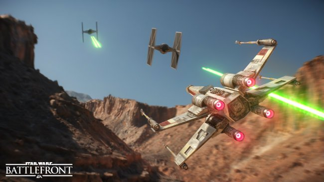 """Star Wars Battlefront To Take Series Back To Its Roots, Isn't Just A """"Big-Budget Battlefield Mod"""""""