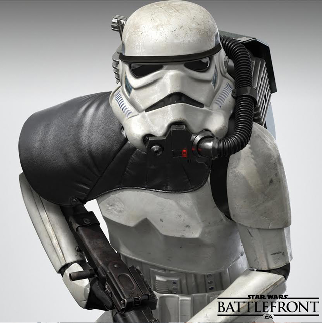 Get Your First Look At Star Wars Battlefront's Stormtroopers; First Gameplay Trailer Is Imminent