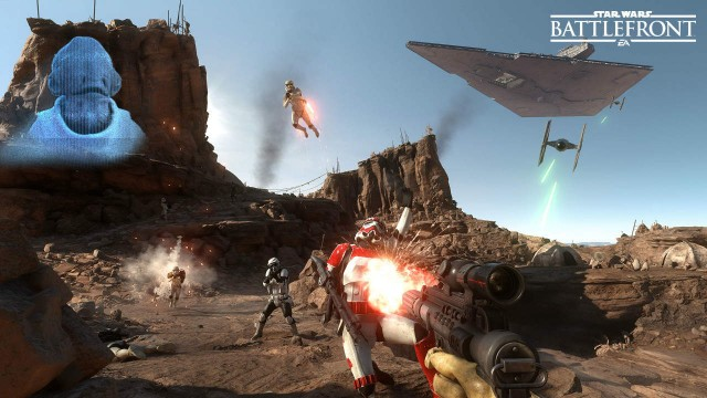 DICE Trumpets Replay Value Of Single-Player Missions In Star Wars Battlefront