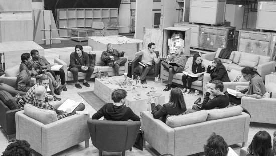 Star Wars: Episode VII Cast Officially Announced
