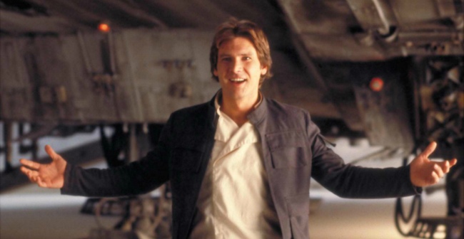 Harrison Ford Teases Involvement In Star Wars: Episode VIII, Or Is He Just Trolling?