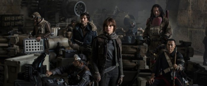 Feast Your Eyes On The First Star Wars: Rogue One Photo