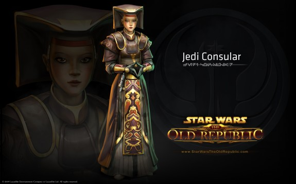 This Is How Jedi Consulars Will Play In Star Wars: The Old Republic