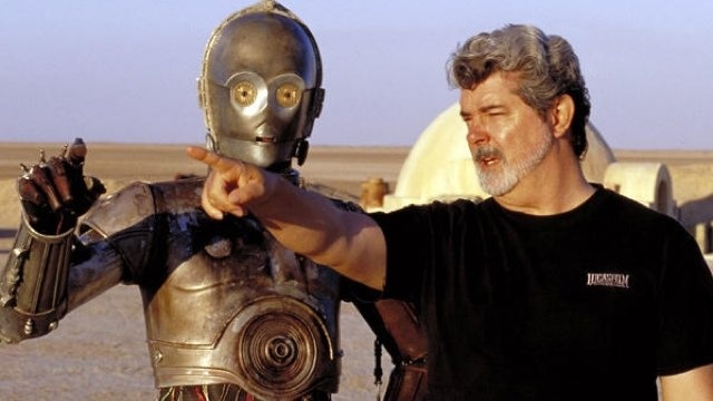 """George Lucas Says Fans """"Are Going To Love"""" Star Wars: The Force Awakens"""
