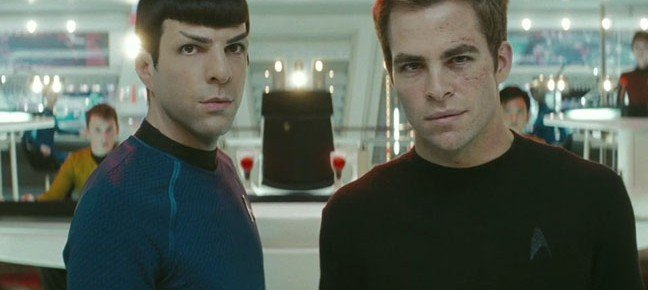 Check Out The Teaser Poster For Star Trek: Into Darkness
