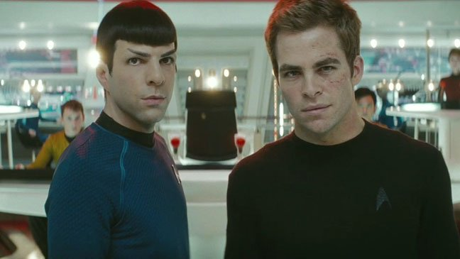 Star trek Star Trek Into Darkness Gets First Teaser Trailer