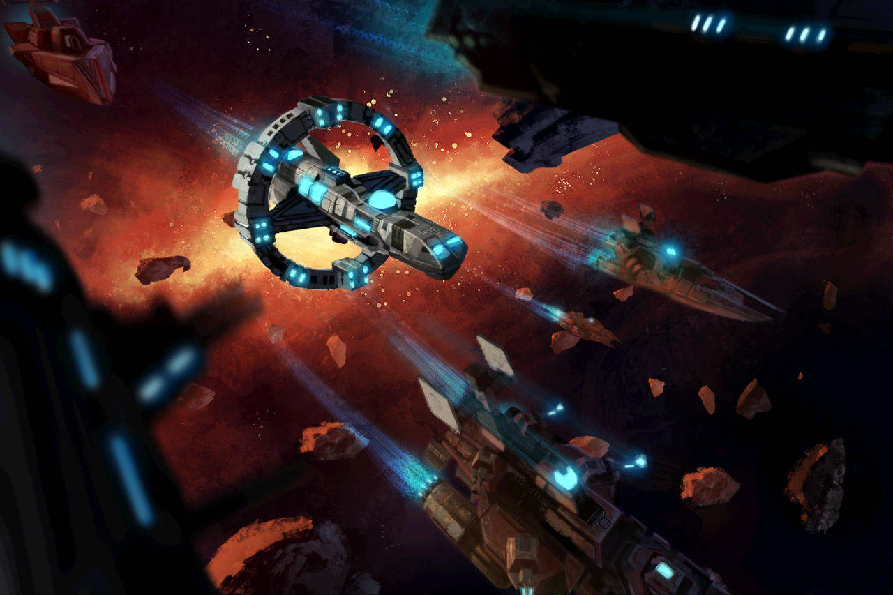 Sid Meier's Starships Formally Unveiled, Takes Place In The Same Universe As Beyond Earth