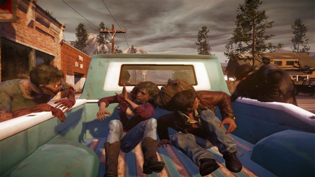 State Of Decay Title Update 5 Gets Rucks In Trucks