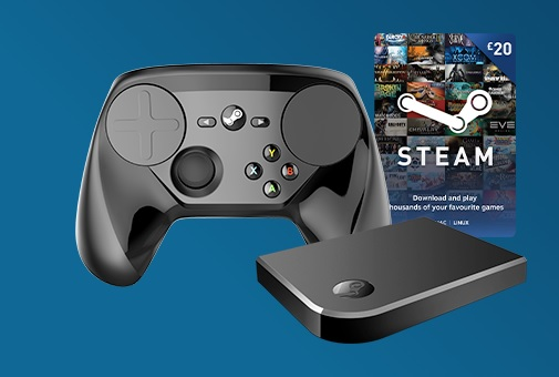 Beta Testing The Steam Controller And Steam Link